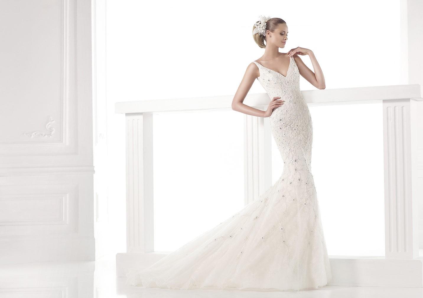 LA robe de mariage dont vous rêviez !