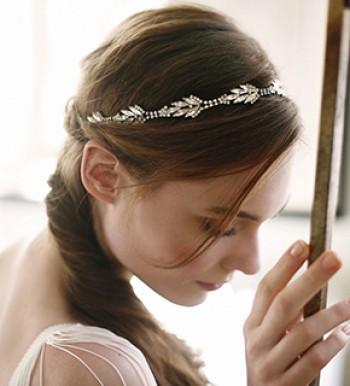 Quels accessoires pour personnaliser votre coiffure de mariée ?