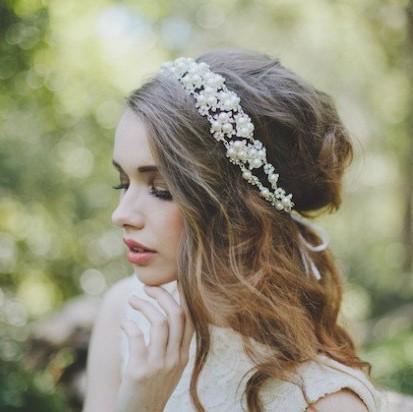 Quelle coiffure de mariage adopter pour vos cheveux longs ?