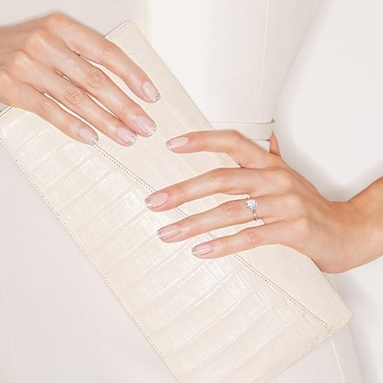 Belle jusqu'au bout des ongles pour votre mariage !