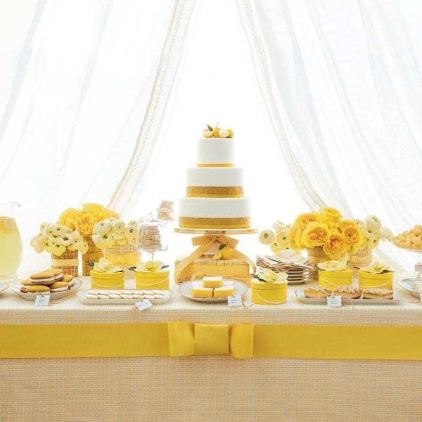 Céderez-vous à la tentation des tables de desserts pour votre mariage – partie 2