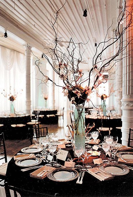 Grande Table Mange Debout : Deco mariage et centre de table conseils idées