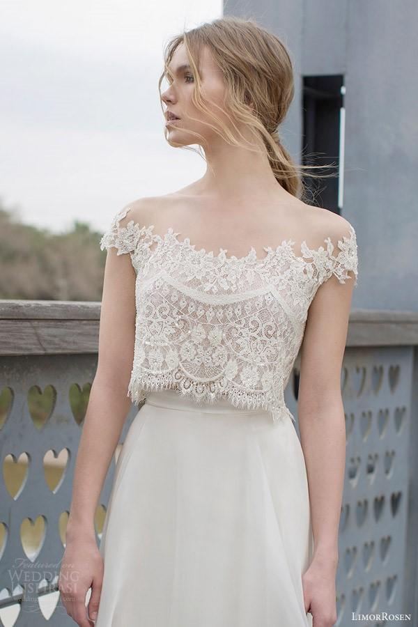 Quelle robe de mariée pour le printemps 2016 ?