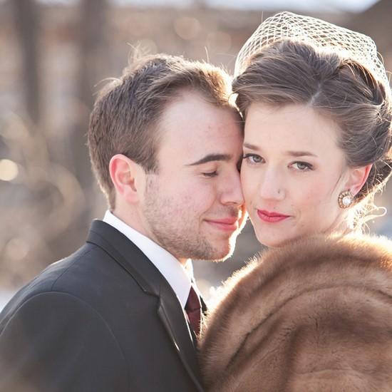 Quelle coiffure pour votre mariage hivernal ?